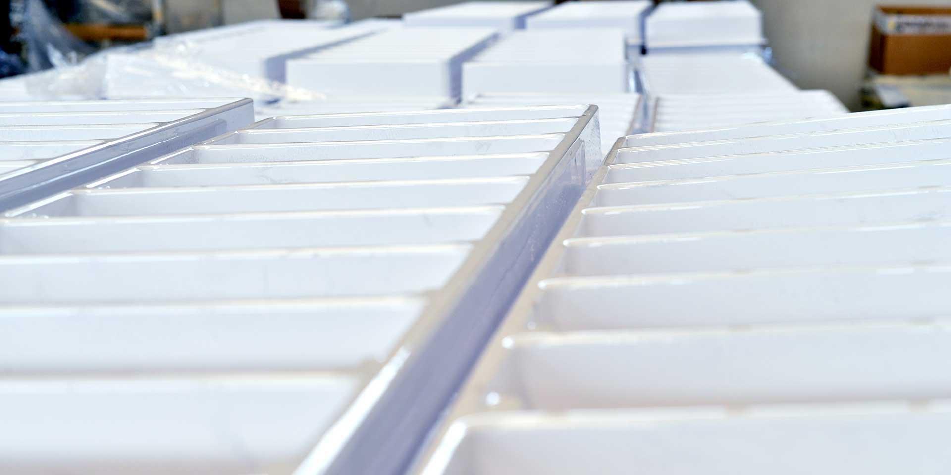 termoformatura materiale plastico settore ospedaliero