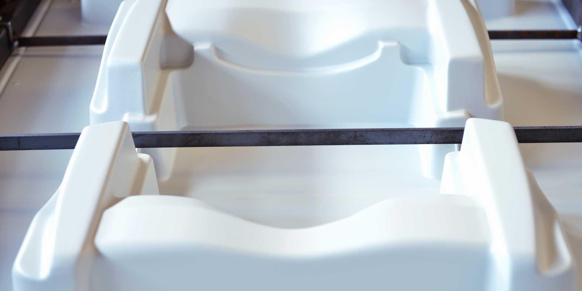 Lampa Plastic, azienda specializzata nella termoformatura plastica. Sede a Vicenza